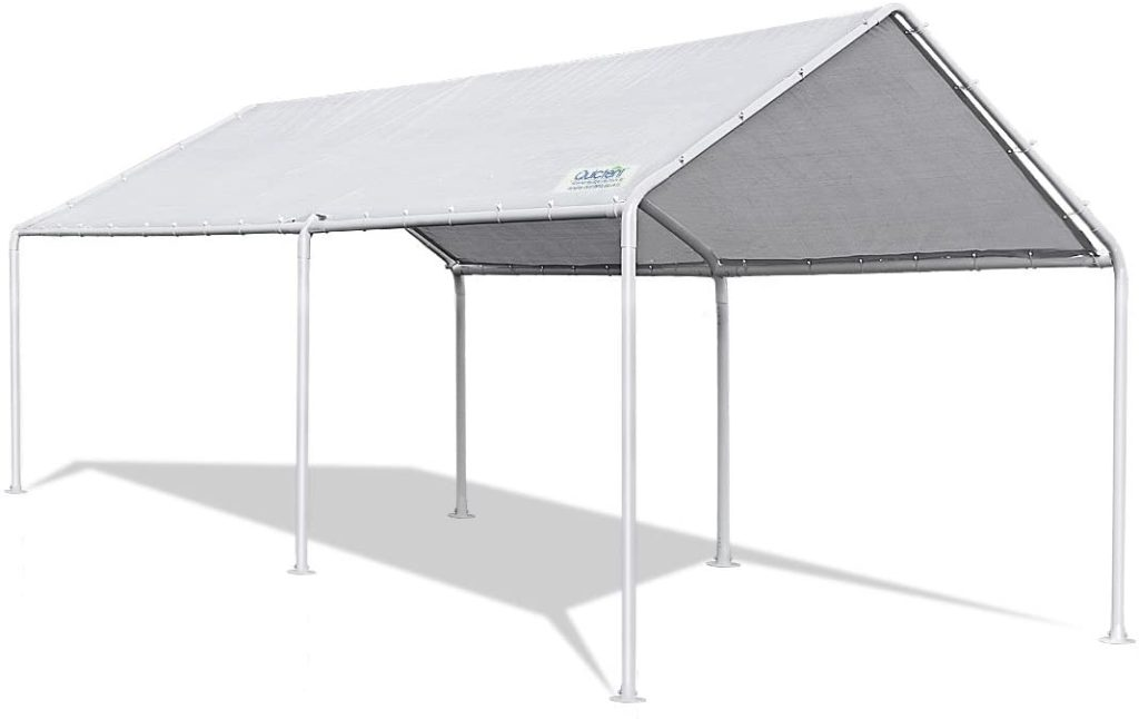 Quictent Heavy Duty Party Tent Carport Car Boat Shelter Canopy