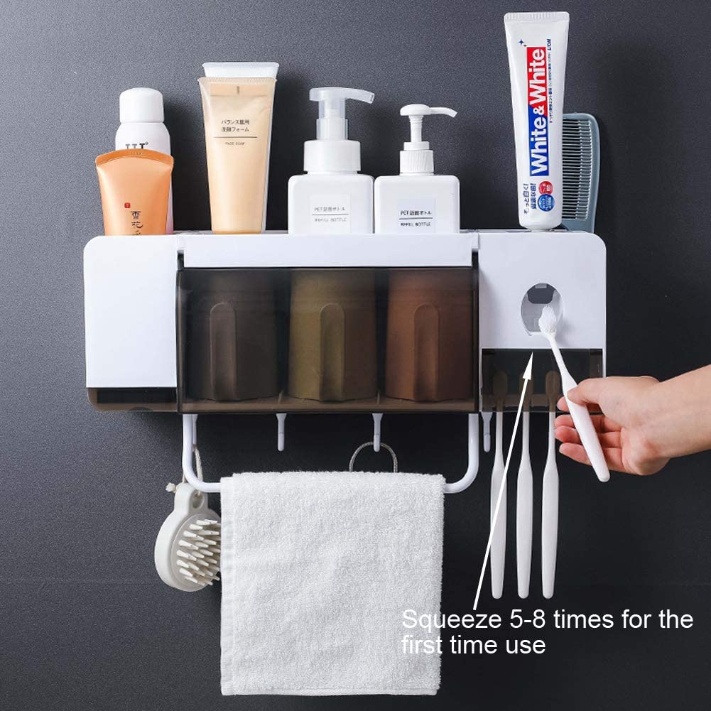 Best Toothpaste Dispenser in 2020 Review and Guide