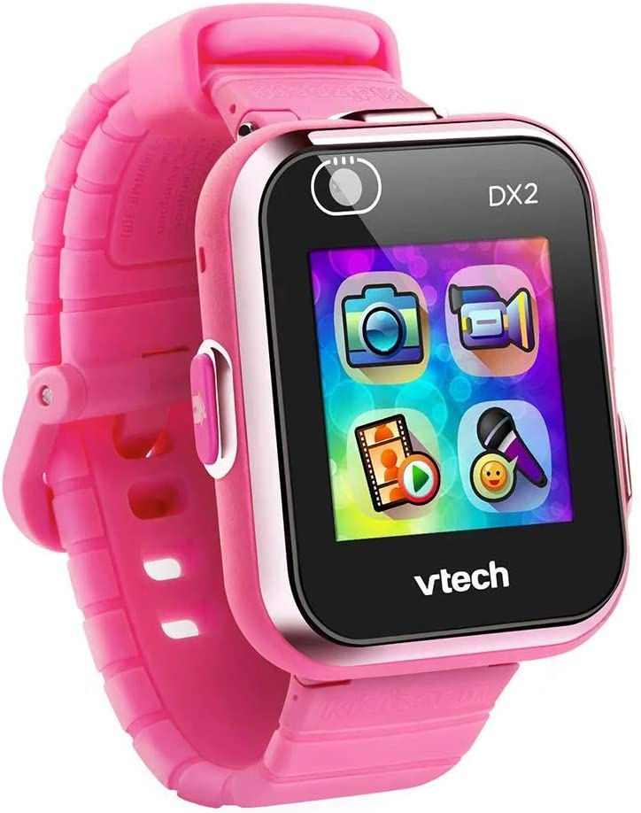 VTech KidiZoom Kids DX2 Smart Pink Watch