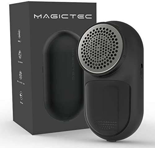 Magictec Rechargeable Fuzz Fabric Shaver Battery Operated Pill Trimmer