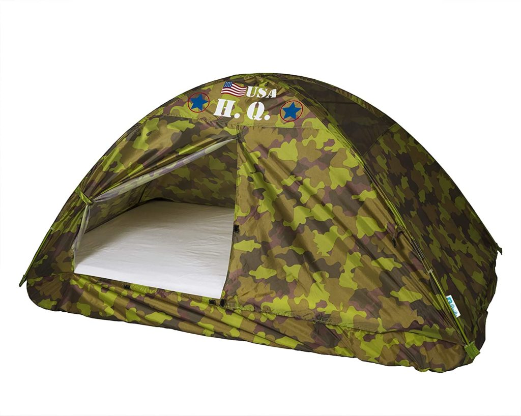 Pacific Play Tents Bed Camouflage HQ
